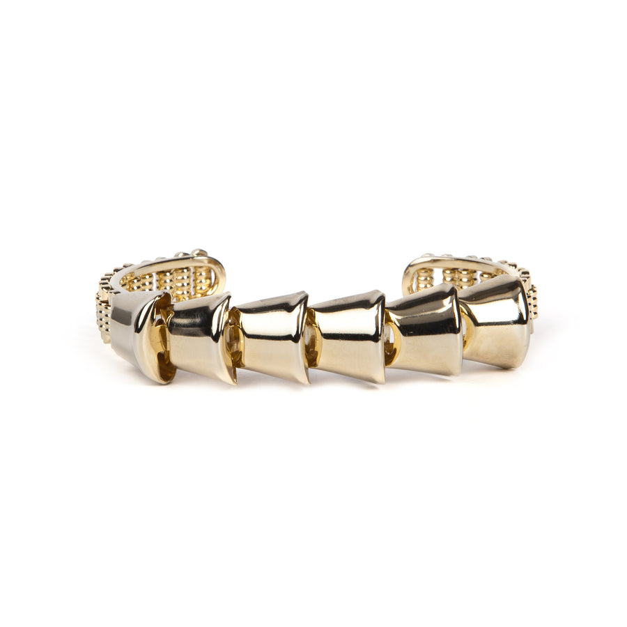 EC Ellie Gold Cuff