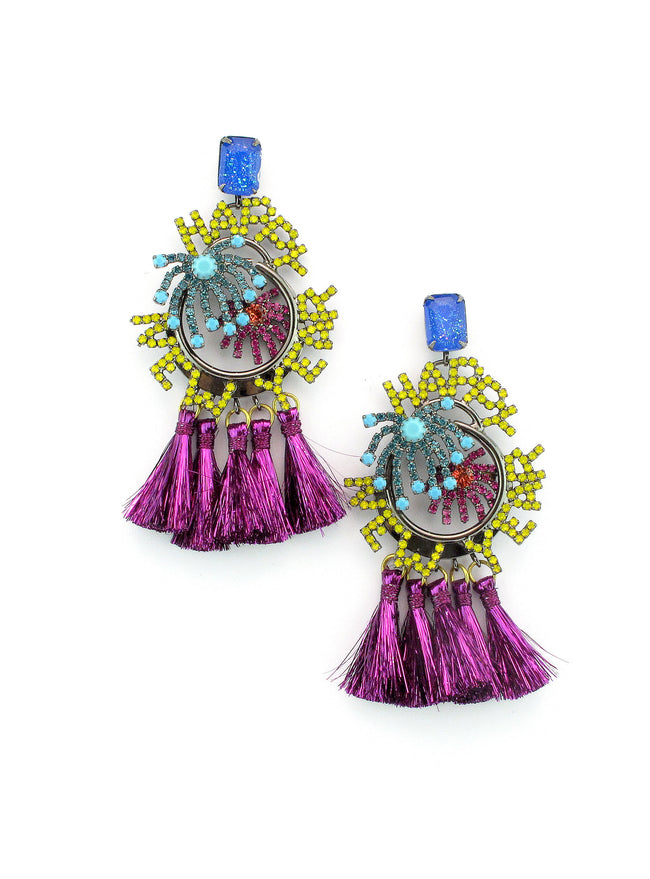New Year Earrings