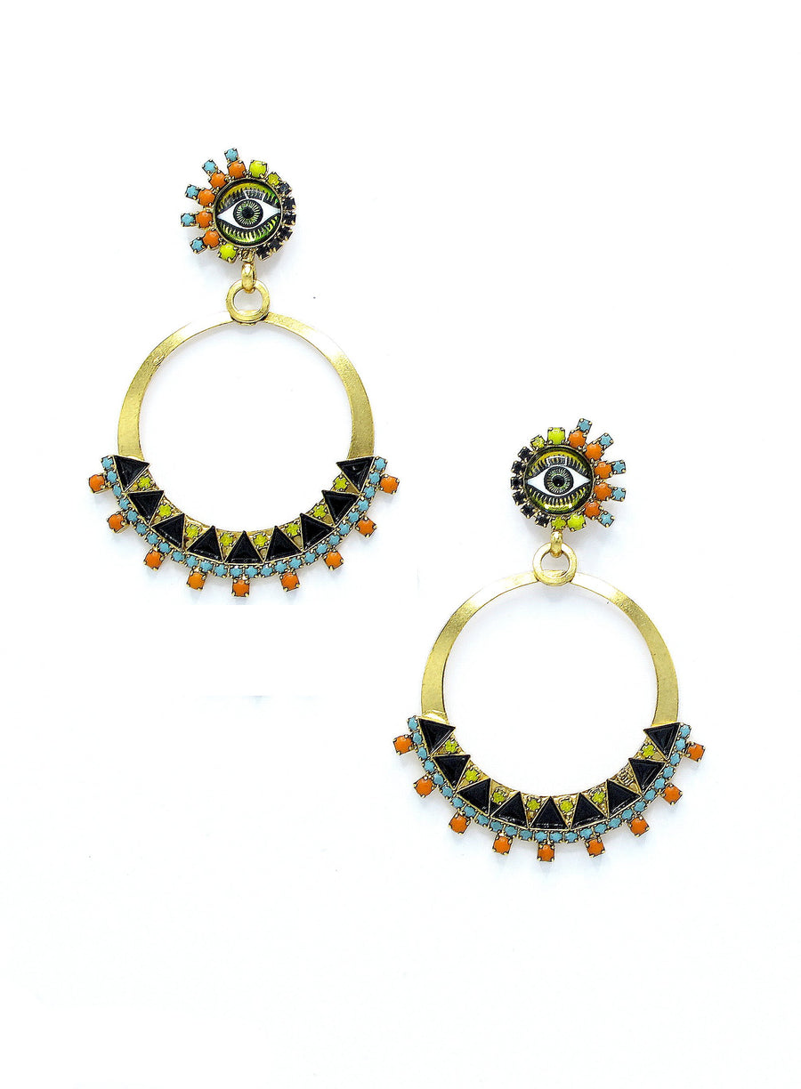 Brandyce EARRINGS