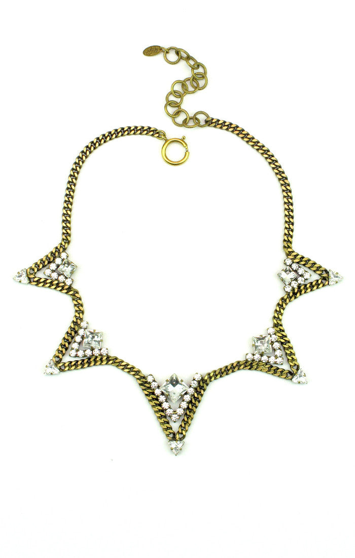 Tria Necklace