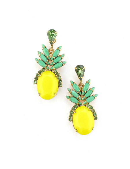 Ananas Earrings