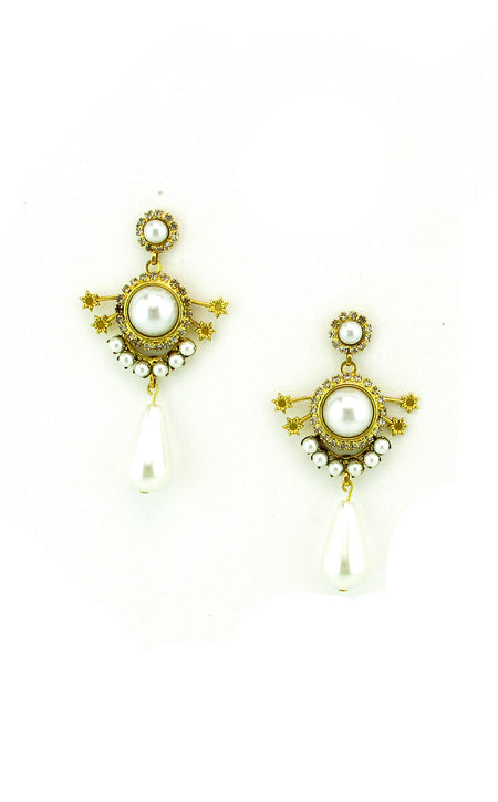 Carroll Earrings