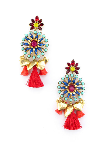 Kela Earrings