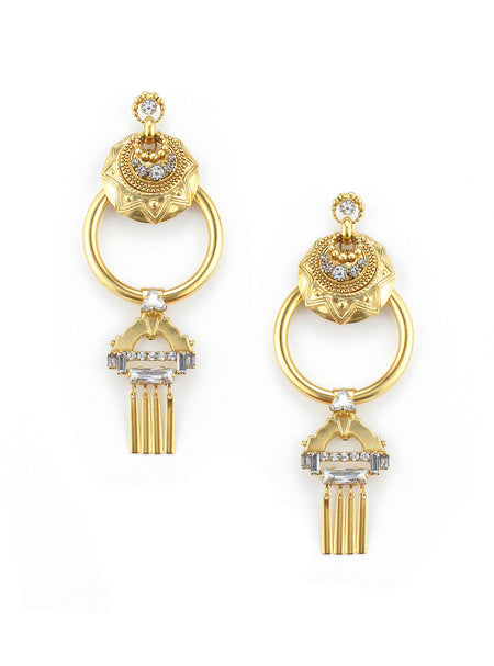 Kimona Earrings