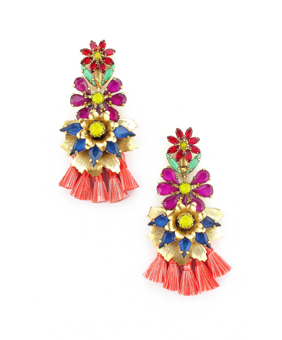 Laticia Earrings