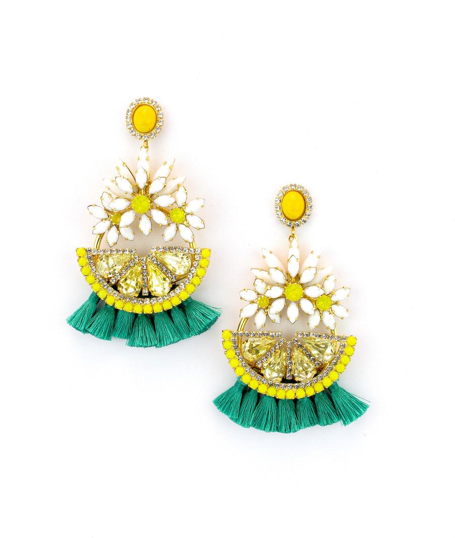 Lemondrops Earrings