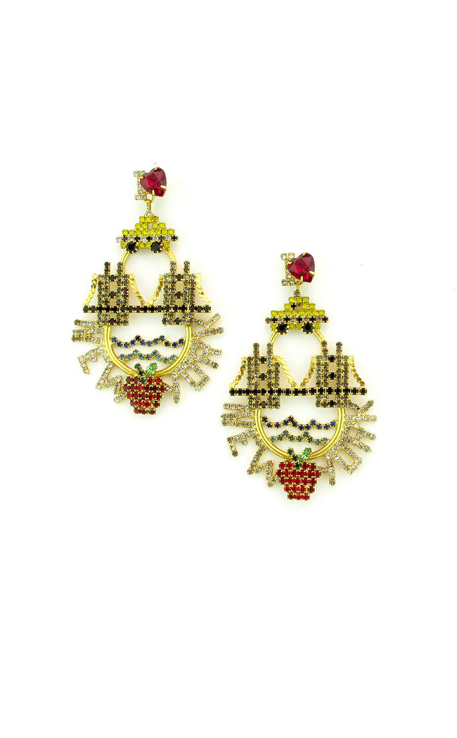 New York Earrings