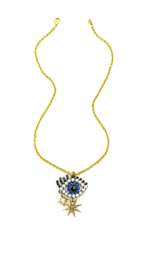 Ojo Necklace