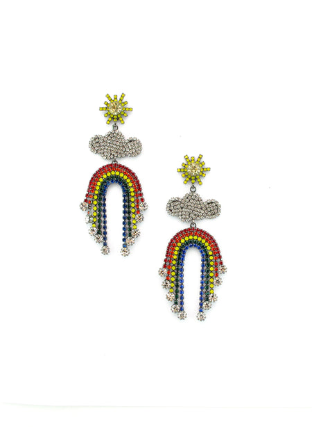 Pot of Gold Earrings