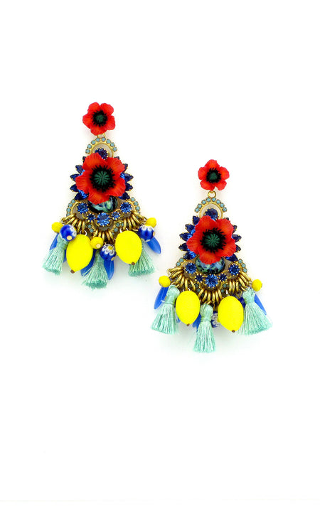 Zaya Earrings