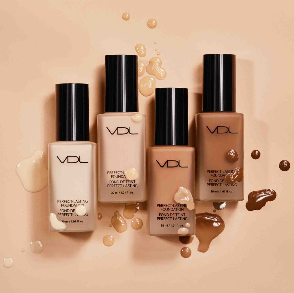 PERFECT-LASTING FOUNDATION V02 - Warm Light Beige