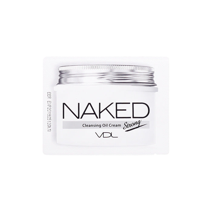 NAKED CLEANSING OIL CREAM STRONG 2ML