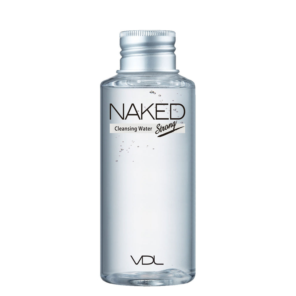 NAKED CLEANSING WATER STRONG 200