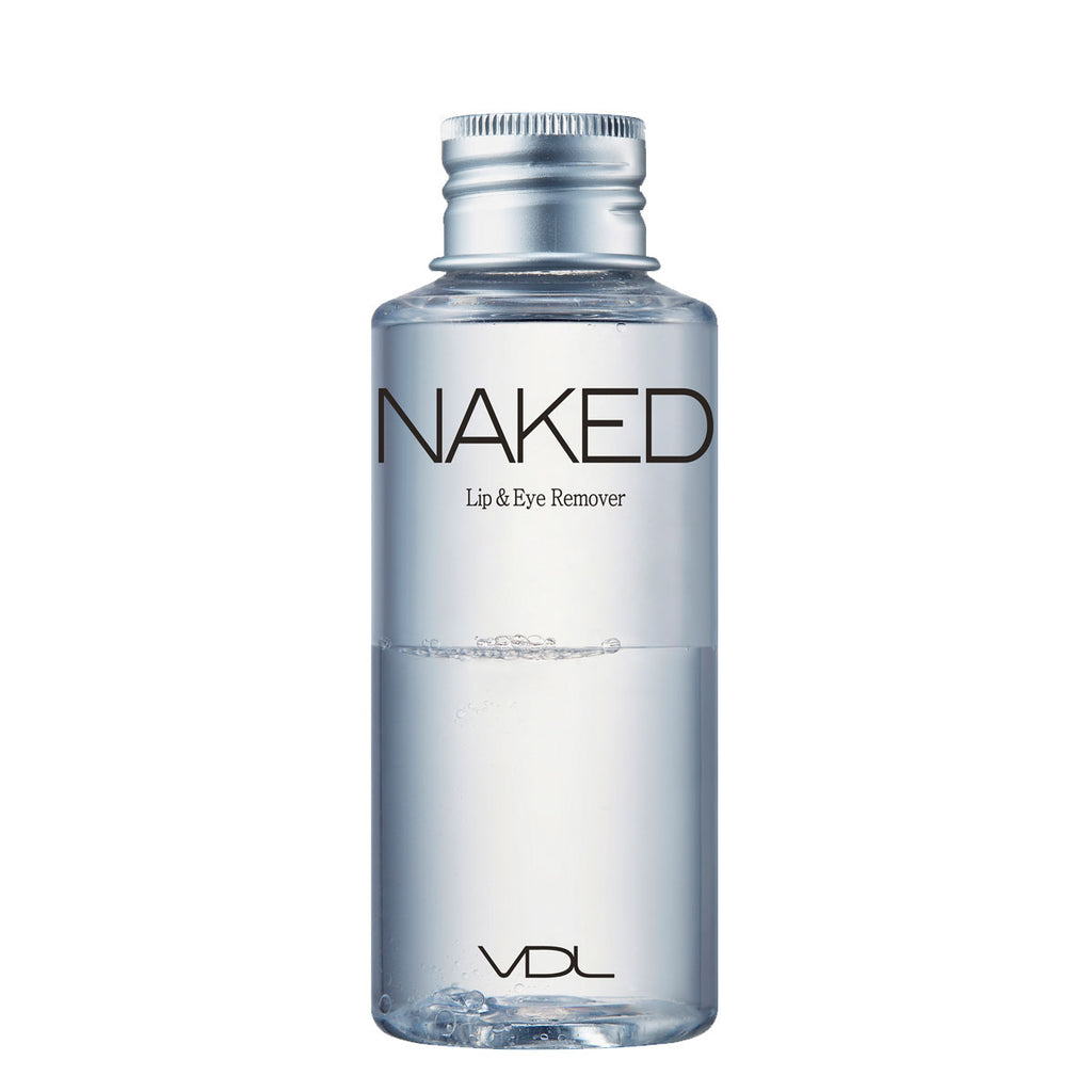 NAKED LIP & EYE REMOVER
