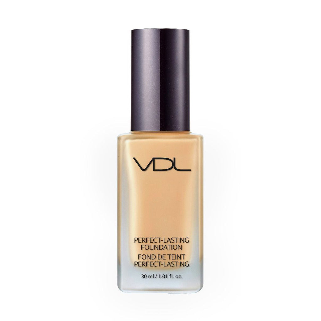 PERFECT-LASTING FOUNDATION V04 - Warm tan