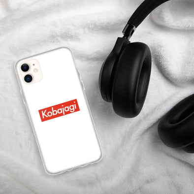 """Kobajagi Boxlogo"" iPhone Case"