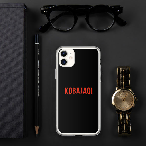 """Kobajagi Chill"" iPhone Case"
