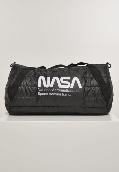 """NASA Puffer Duffle"" Bag"
