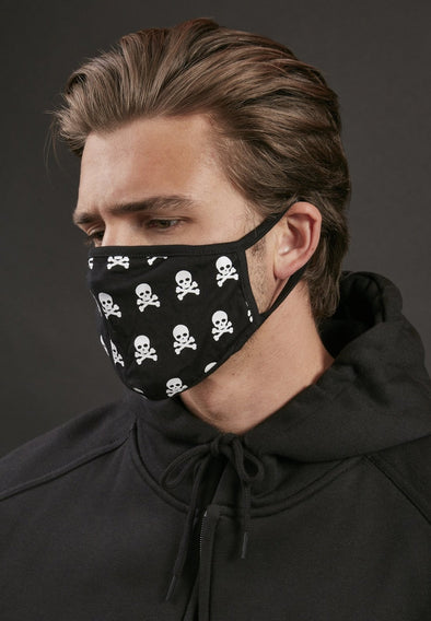 Skull | (non-medical) Face Mask | 2-Pack