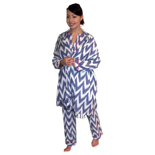 Blue Pyjama Set Small