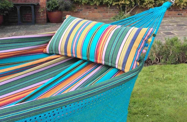 Hammock with Fringe