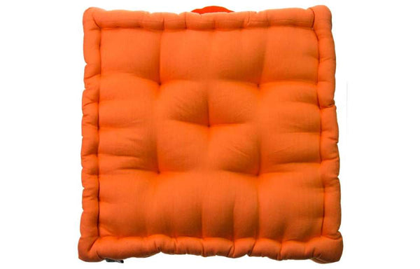 Orange Box Cushion