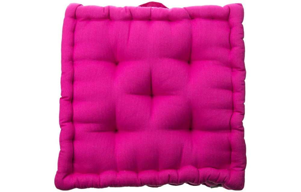 Pink Box Cushion
