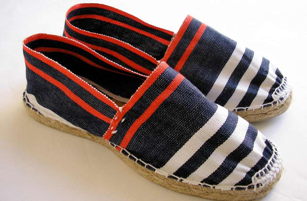 Espadrilles - Cake Walk Red