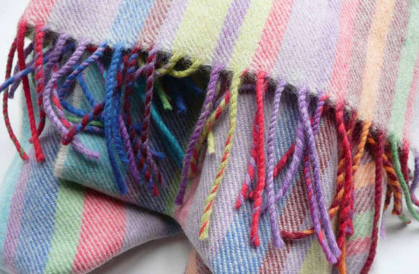 Quickstep Merino Wool Scarves