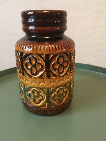 Vase West Germany vintage