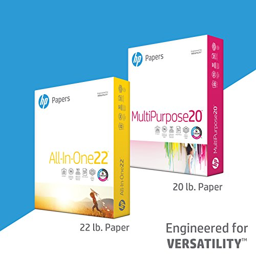 HP Printer Paper, ColorPrinting24, 8 5 x 11, Letter, 24lb, 97 Bright