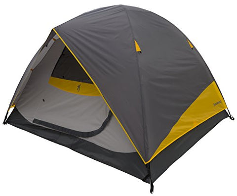 Browning Camping Hawthorne 4-Person Tent - [Do_More_Outdoor]