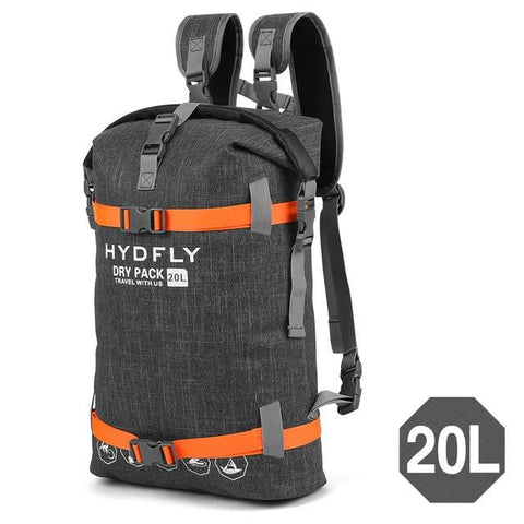 10/15/20L Waterproof Dry Bag - [Do_More_Outdoor]