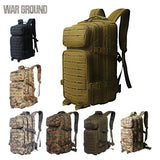Military Style Backpack - [Do_More_Outdoor]