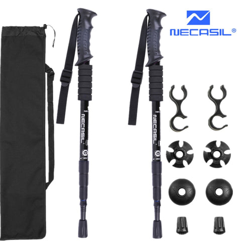 Aluminum Trekking poles - [Do_More_Outdoor]
