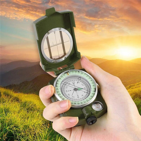 Outdoor Waterproof Compass - [Do_More_Outdoor]