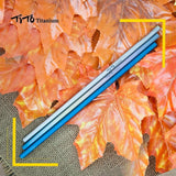 TiTo TITANIUM straw with 1 cleaner brush - [Do_More_Outdoor]