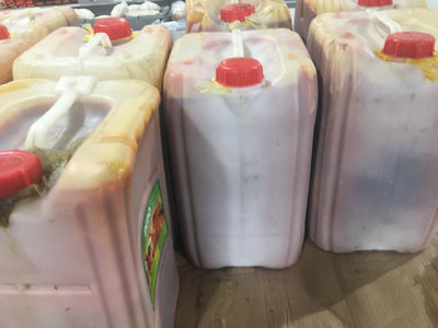 Palm Oil (5 gallons)