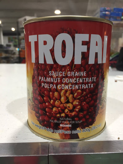 Trofai Palm Butter
