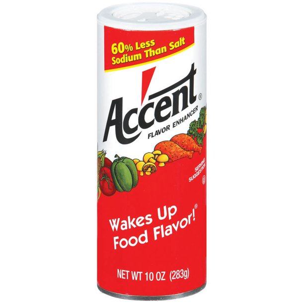 Accent Flavor Season Salt