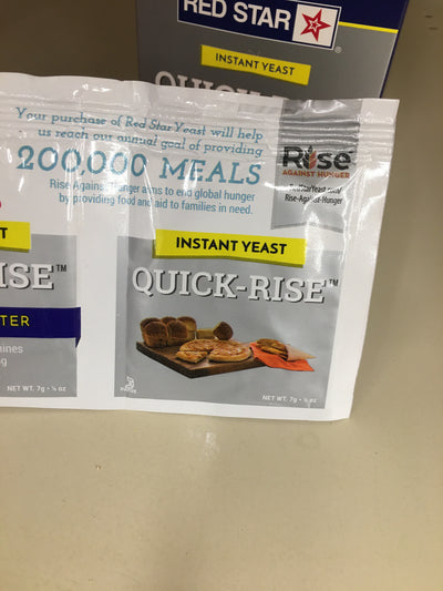 Instant Yeast- Quick Rise Instant Yeast