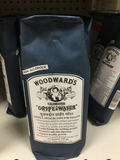 Gripe Water - Woodward's