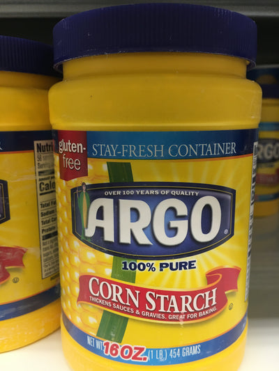 Corn Starch- Argon Corn Starch
