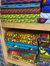 African printed clothes