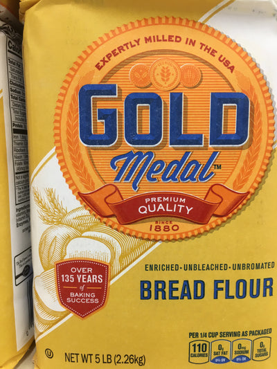 Bread flour- Gold Star Bread Flour