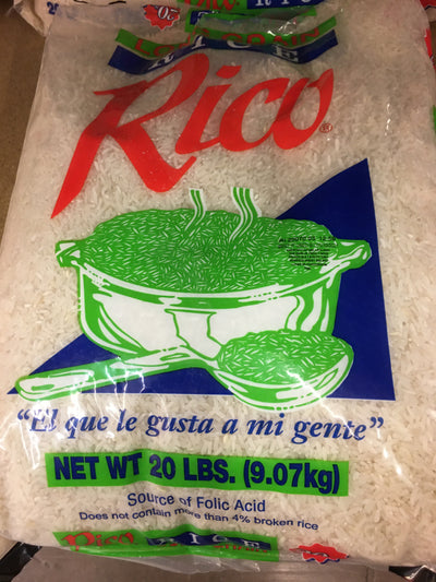 Rico Long Grain Rice