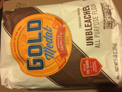 Flour- Gold Medal Unbleached All Purpose !!! Limit 4 per order !!!