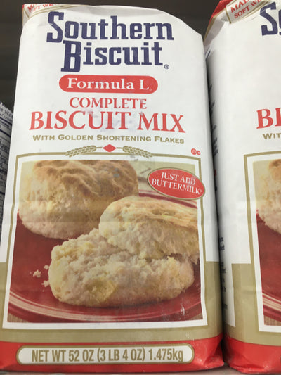 Complete Biscuit Mix