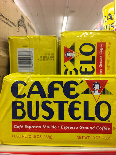 Cafe' Bustelo - coffee