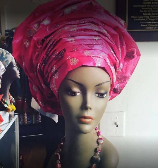 Women African Head Tie